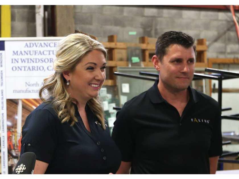 Jason & Brooke Watorek