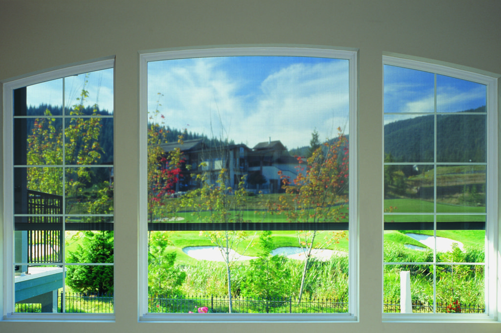 Privacy Window Screen