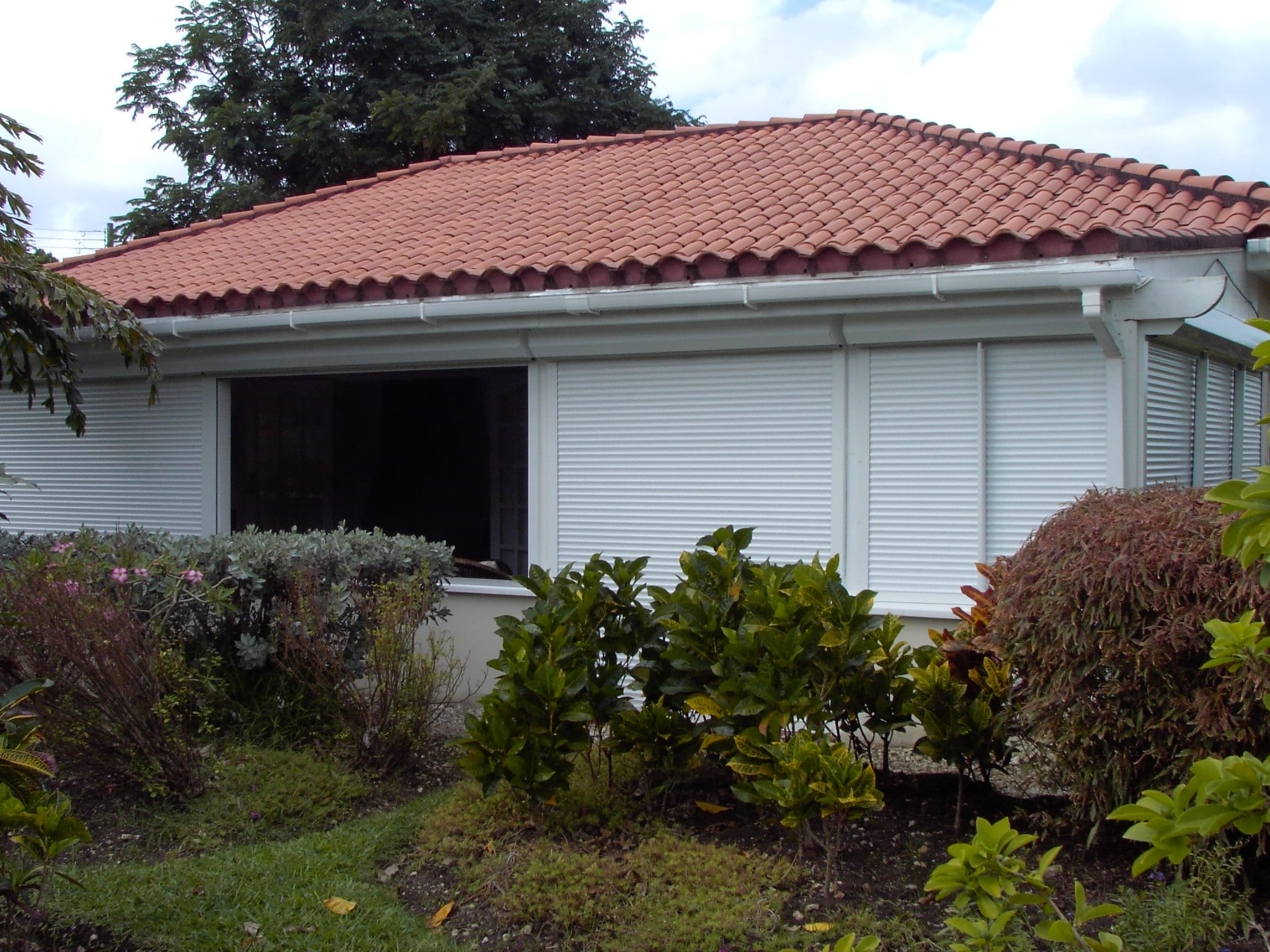 vacation home rollshutters