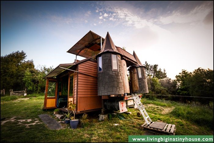 creative tiny homes